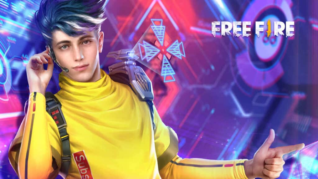 Free Fire: Habilidades de Wolfrahh
