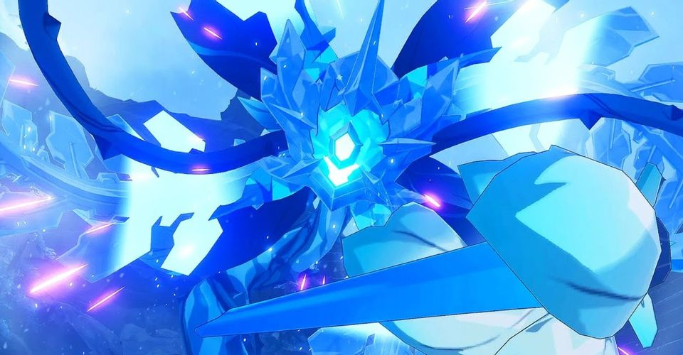 Genshin Impact: Frostborne Miracle